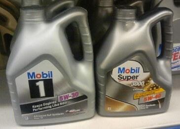 Где следует покупать моторное масло