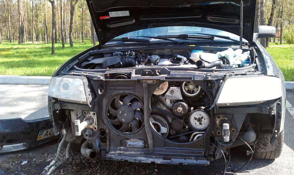 audi a6 в 45 кузове дизель 2.5 помощь в ремонте замена ремня грм