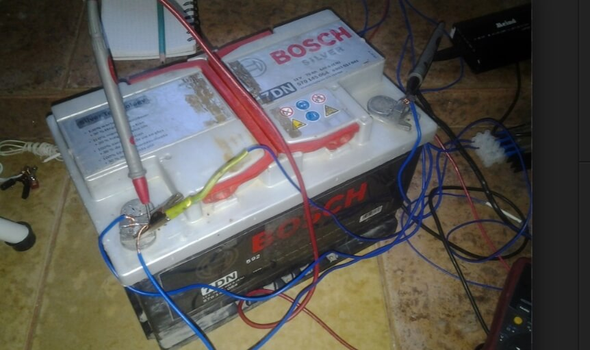 Способы восстановления аккумуляторной батареи