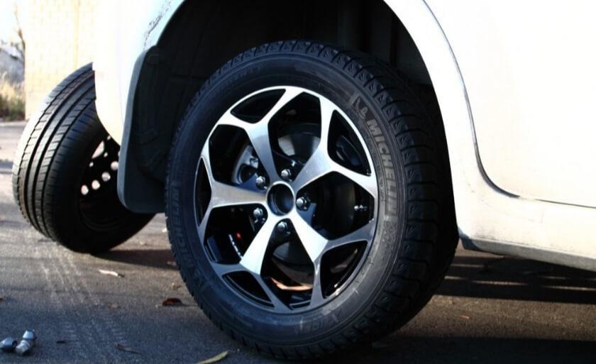 Форд Фокус 2: разболтовка колесных дисков