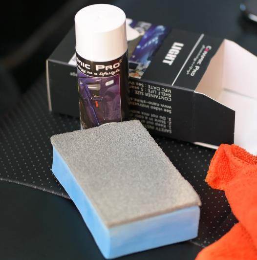 керамическое покрытия и пленка для автомобиля