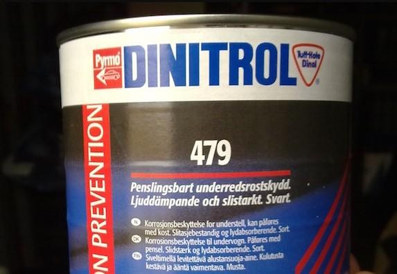 Динитрол 479