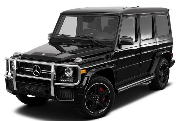 Mercedes Gelandwagen