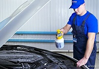Мойка двигателя автомобиля:  способы помывки автомобильного двигателя