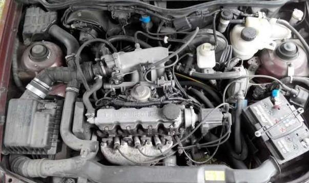 Дэу Нексия двигатель 8 клапанов