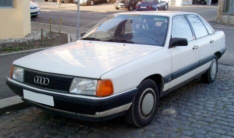 Audi 44 кузов