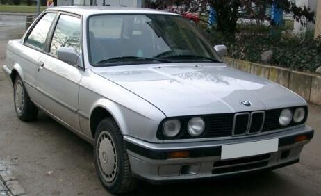 Кузова BMW 3 серии