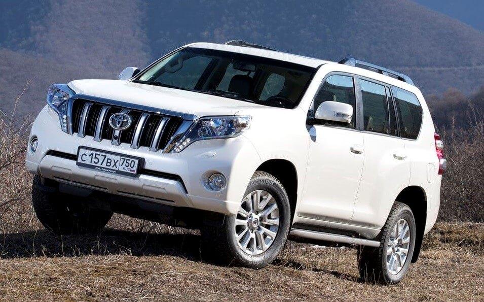 Обзор Toyota Land Cruiser Prado