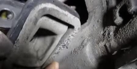 Замена вилки сцепления ВАЗ