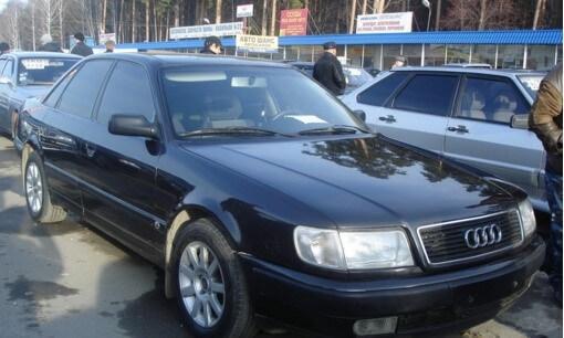 Audi A6 кузов