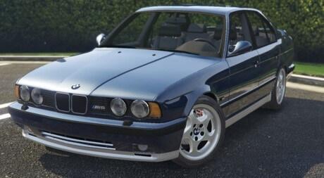 Кузова BMW 5 серии