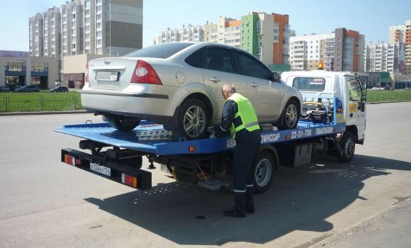 Составление протокола при задержании автомобиля