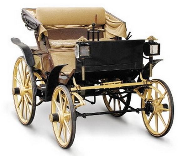 Самый первый автомобиль в России
