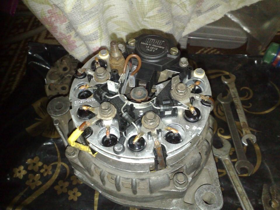 Типичные неисправности в электрооборудовании ВАЗ
