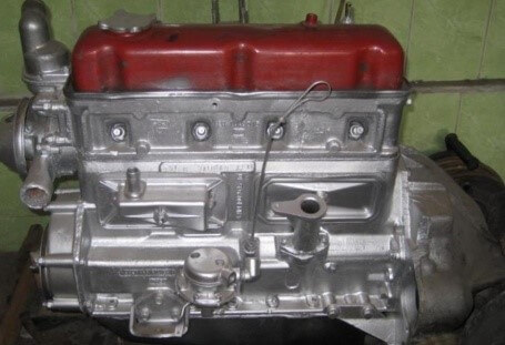 Ремонт и замена двигателей УАЗ