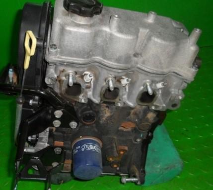 Двигатель Дэу Матиз 0.8: технические характеристики