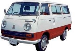 минивэн Mitsubishi Delica