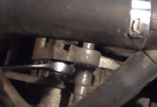 Замена ремня генератора Ланос