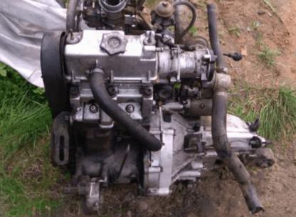 ВАЗ 11113 Ока: технические характеристики