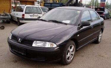 Рестайлинг Mitsubishi Carisma