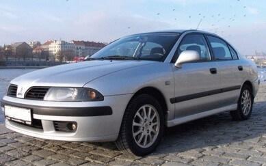 Обзор Mitsubishi Carisma