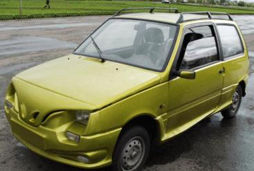 Мнения об автомобиле «Ока»