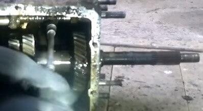 Ремонт КПП ВАЗ 2107