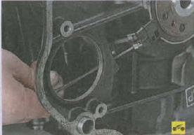 Замена заднего сальника коленвала на автомобилях Опель