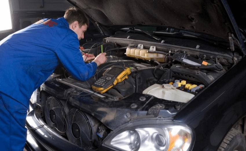 Диагностика системы зажигания автомобиля