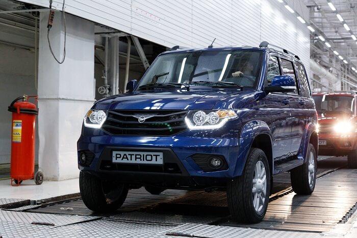 Двигатели на внедорожнике УАЗ Патриот
