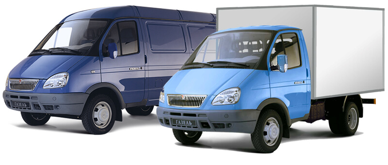 Автомобили газель: технические характеристики