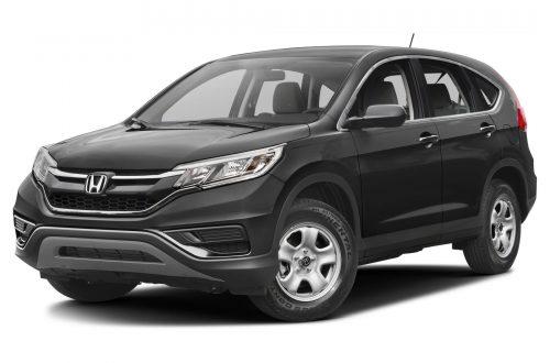 Надежный кроссовер Honda CRV
