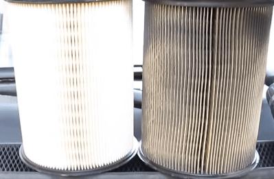 Замена фильтрующего элемента Focus-2 рестайлинг