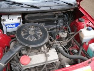 Двигатели Skoda Felicia