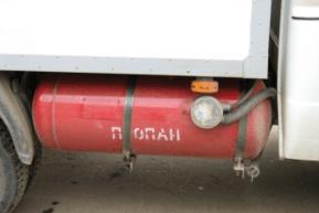 Перевод Газель на газовое топливо