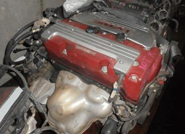 Бензиновые двигатели Honda