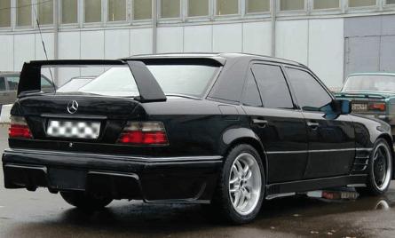 Тюнинг Мерседес W124