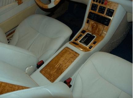 Тюнинг Мерседес W140