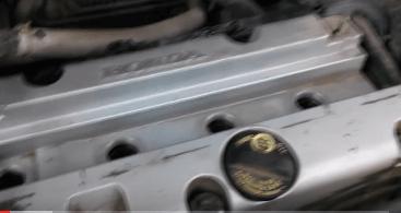 Регулировка клапанов Хонда