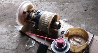 Замена топливного фильтра грубой очистки Ford Focus 2 (бензин)