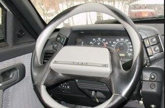 Тюнинг рулевого колеса