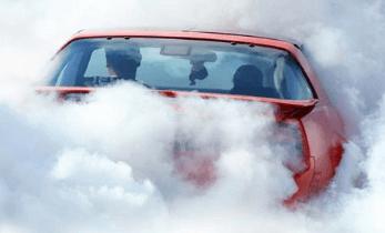 Белый густой дым – признак неисправности