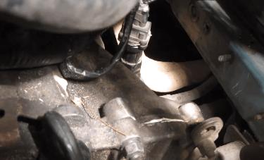Замена датчика скорости ВАЗ 2110