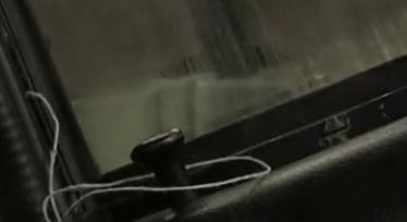 Разблокирование дверей на автомобиле с механическими стеклоподъемниками
