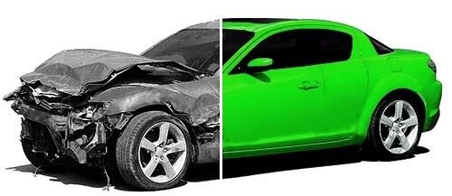Как лучше продать авто после дтп