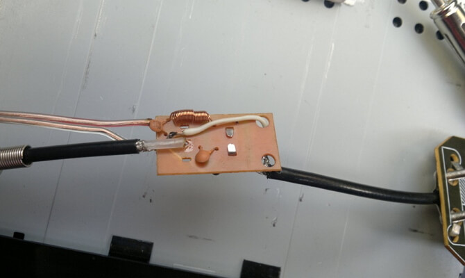 антенны для авто своими руками