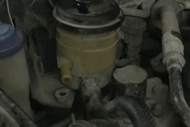 Как поменять жидкость в гидроусилителе руля