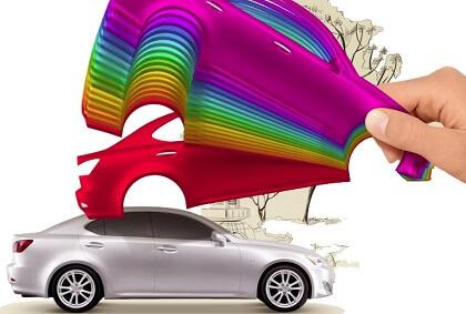 Подбор краски для авто в баллончиках