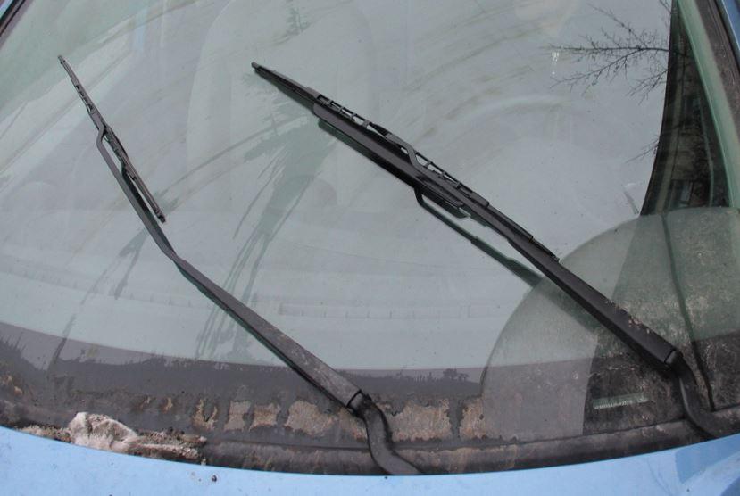 Борьба со скрипами щеток стеклоочистителя