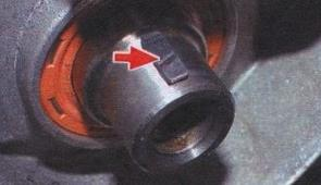 Замена переднего сальника коленвала ВАЗ 2109